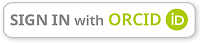 Sign in with orcid