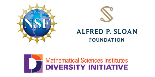 Blackwell-Tapia Conference Sponsors: National Science Foundation, Alfred P. Sloan Foundation, and the Mathematical Sciences Institutes Diversity Initiative (MSIDI)