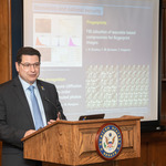 Dr. Torres describes the implications of biometrics on national security