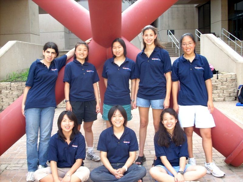 2007 GMO team