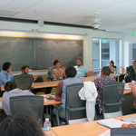 MSRI-UP alumni and current math graduate students share their advice and experiences